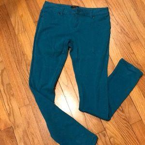Pants - Super soft teal leggings